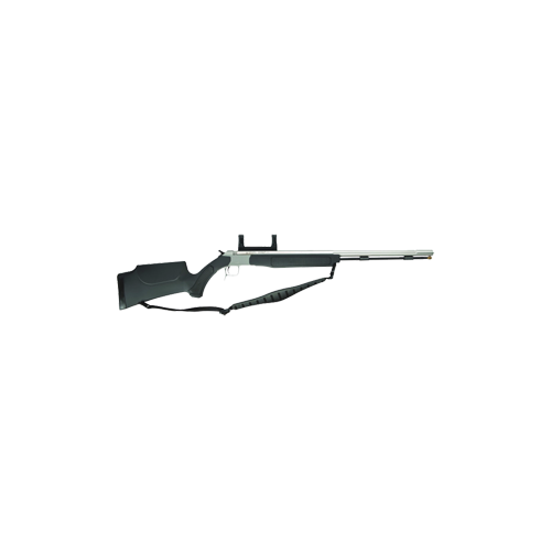 CVA  Accura V2 SS/Black 50c Fiber Optic Sight