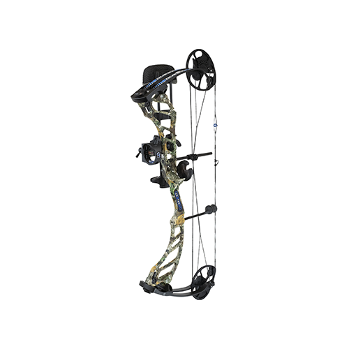Quest Centec NXT Bow Package Realtree/Black 25 in. 45 lb LH