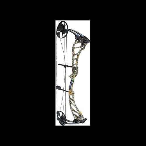 Quest Centec Bow Realtree/Black 25.5-31in 55lb LH