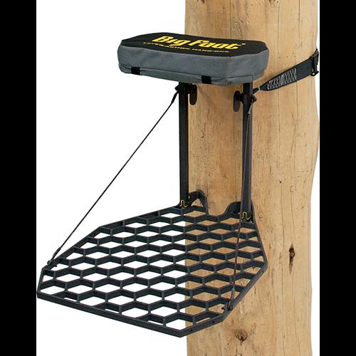 Lite Foot Cast Aluminum Hangon Stand