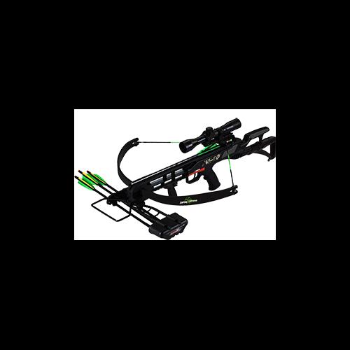 SA Sports Empire Terminator Recon Crossbow Pkg. Black