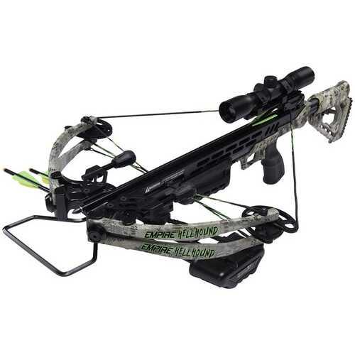 SA Sports Empire Hellhound 370 Crossbow pkg. Kryptek