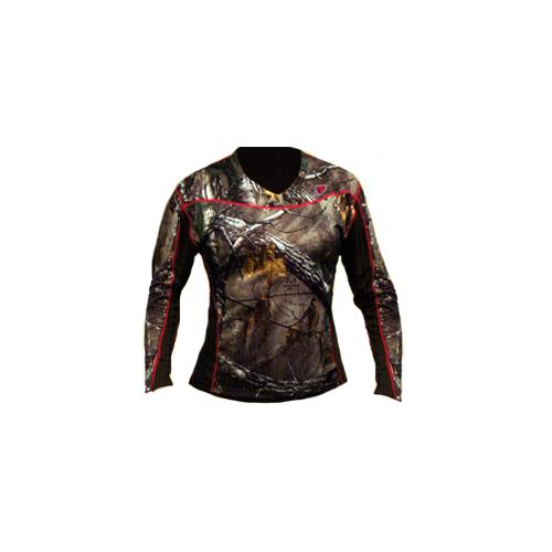 Sola 1.5  Performance L/S Shirt Trinity Tech Rltree Xtra Camo M
