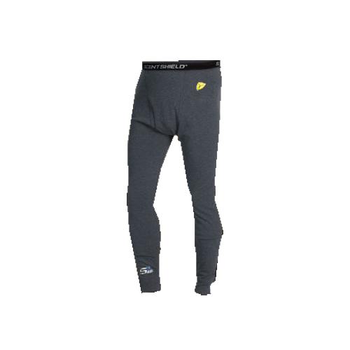 Super Skin Pants Black/Grey 2X
