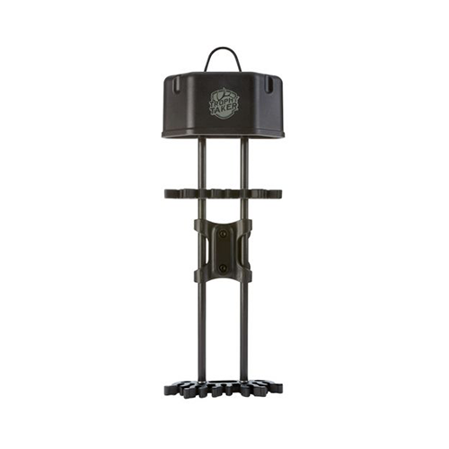 Trophy Taker 5 Arrow Sawtooth Quiver Black