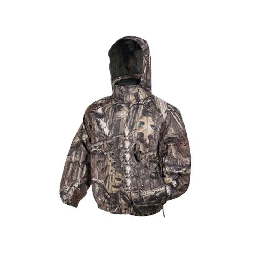 Toadz Camo Rain Jacket Realtree Xtra Camo XL