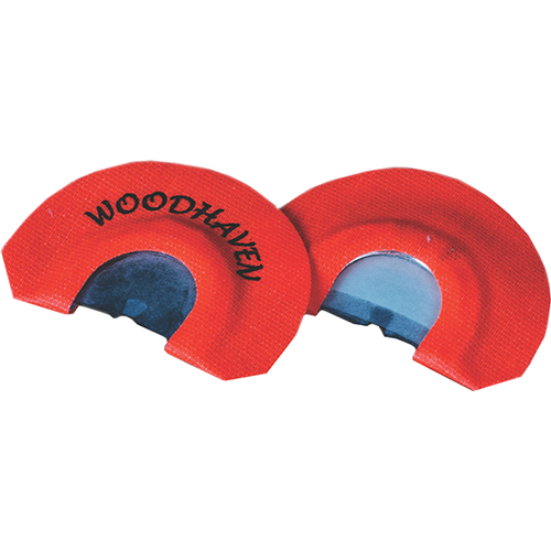 Woodhaven Single Mouth Call Toxic Orance