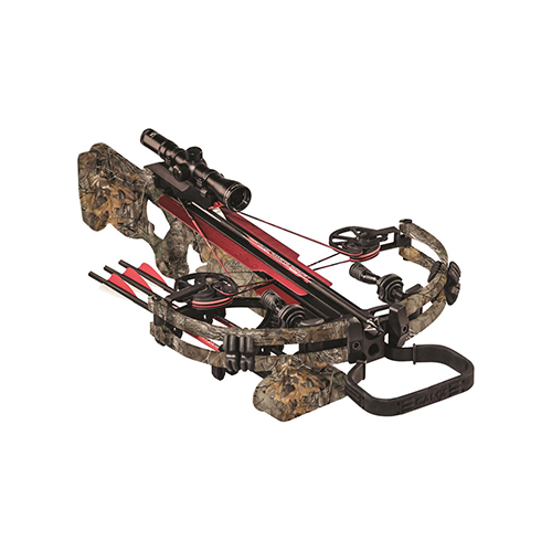 CamX A4 Base Crossbow Package Xtra Camo