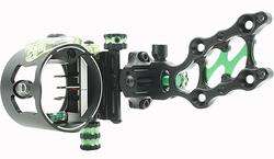 IQ Pro Hunter 3 Pin Sight Black RH (Due In 2019)