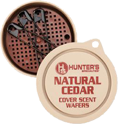 HS Cedar Cover Scent Wafers