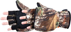 Bowhunter Convertible Glove/ Mitten Realtree Xtra XL
