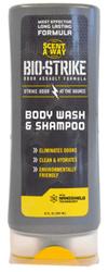 HS Biostrike Body Wash & Shampoo 12oz