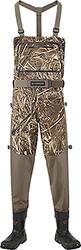 Category: Dropship Shoes & Boots, SKU #1001578, Title: Lacrosse Alpha Swampfox Droptop Wader Realtree Max-5 600g 9
