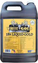 White Gold 18k Liquid Gold 11 lbs.