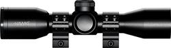 Hawke XB Crossbow Scope w/Rings 3x32 Illuminated XB SR Reticle