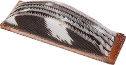 Wild Turkey Feather Arrow Rest RH