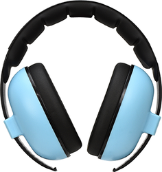 Radians Hushies Infant and Toddler Ear Muff Blue