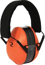 Radians Lowset Ear Muff High Vis Orange