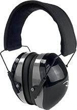 Radians TRPX Passive Ear Muff Black