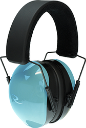Radians TRPX Passive Ear Muff Aqua