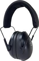 Radians CSE40BX Lowest Tactical Ear Muff Black