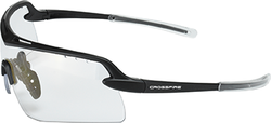 Crossfire DoubleShot Premium Shooting Glasses Clear