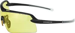Crossfire DoubleShot Premium Shooting Glasses Amber