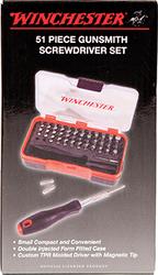 Winchester Screwdriver Set 51pc