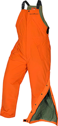 Arctic Shield Classic Elite Bib Blaze Orange X-Large