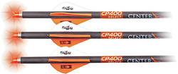 CenterPoint CP400 Select Light Crossbow Arrows Orange 20in 3pk