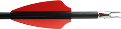 Axe Lighted Crossbow Bolts 17.5in Red 3pk