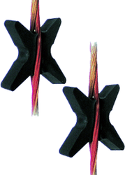 Bowjax Crossbow Slipjax Black 4 pk.