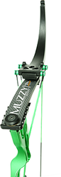 Muzzy LV-X Bowfishing Kit Green RH 25-29 in. 25-50 lbs.