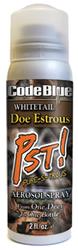 Code Blue PST Whitetail Estrus Aerosol