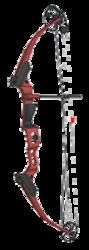 18 Genesis Mini Bow Kit Red Cherry Left Hand