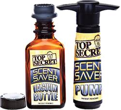 Top Secret Scent Saver System