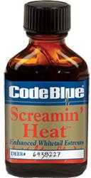 Code Blue Screamin Heat Enhanced Estrus