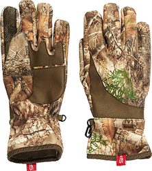 Hot Shot Trooper Glove Realtree Edge Large
