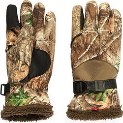 Hot Shot Gamestalker Gloves Realtree Edge Large