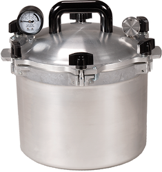 All American Canner Pressure Cooker 10.5 qt.