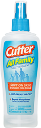 Cutter All Family Insect Repellet 7% DEET 6 oz.