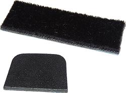 Cir-Cut Super Hair Rest Kit Black Leather