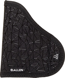 Allen Spiderweb Inside Pocket Holster Black Size 12