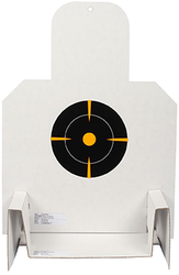 EzAim Splash Silhouette Adhesive Target Kit