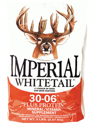 Whitetail Institute Imperial 30-06 Mineral & Protein 5 lb.