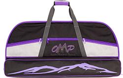 "OMP Bowcase 36"" Black/Purple"