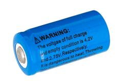 * Fin Finder CR123A Battery 1 pk.