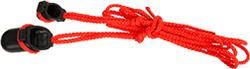 OMP Bow Stringer Traditional Black/Red