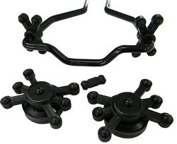 Split Limb Crossbow Kit Black