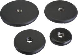 Shrewd 2oz Stainless Steel Flat Black Weight